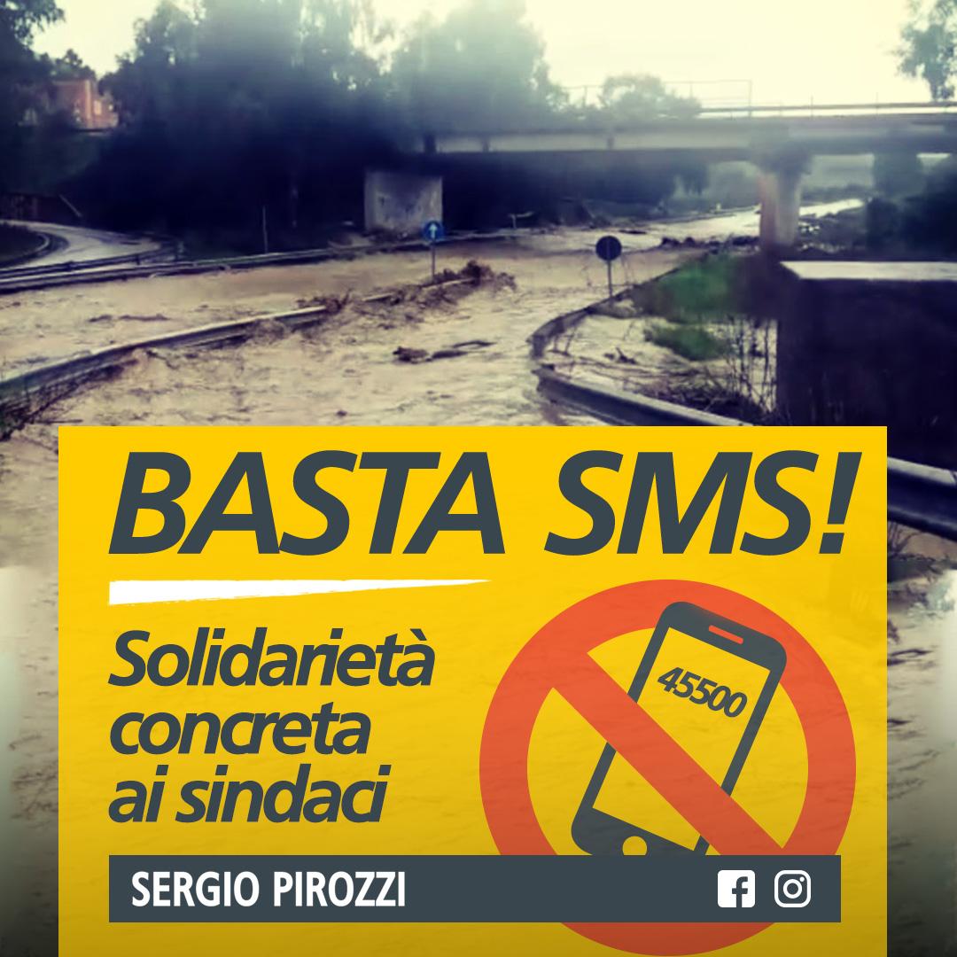 Tornano gli SMS Solidali, ma questa volta dico NO!