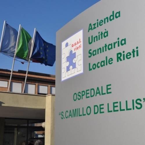 Diciamo no al ridimensionamento del laboratorio di analisi dell'Ospedale De Lellis di Rieti